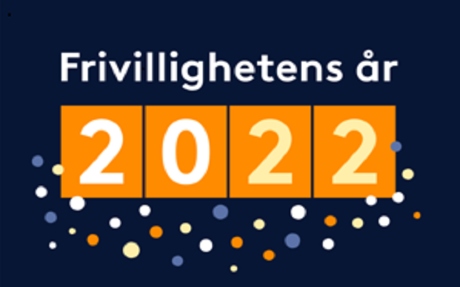 Frivillighetens år 2022